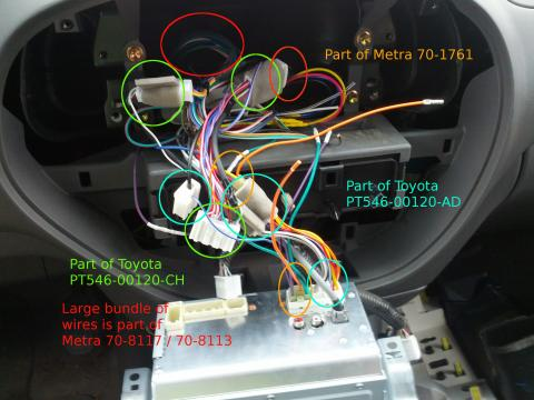 Adapter wiring labeled?itok=TKai8Yeh adding a 2012 scion pt546 00130 radio to 2006 toyota tundra dc 2006 toyota tundra stereo wiring harness at fashall.co